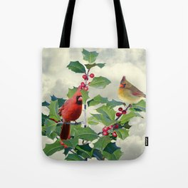 Spade's Cardinals Tote Bag