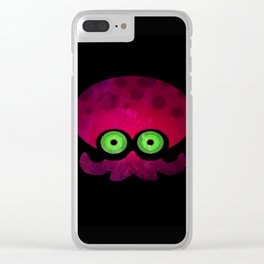 Octolings Clear iPhone Case