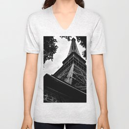 Tour Eiffel (1), Paris Unisex V-Neck