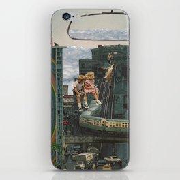 On the Tracks iPhone Skin