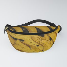 Not The Usual Fallen Leaves Fanny Pack