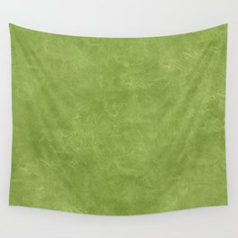 Peridot Oil Pastel Color Accent Wall Tapestry
