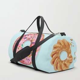 Donut Phases Duffle Bag
