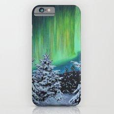 Northern Lights, Algonquin Park iPhone 6s Slim Case