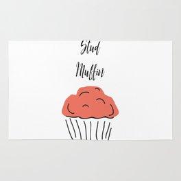 Stud Muffin Rug