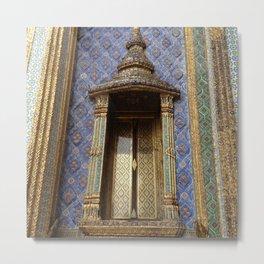 Ancient Doorway #3 Metal Print