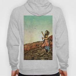 Blowing Bubbles on the Mountain Hoody