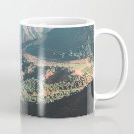 Layers of the Atlas Mountains, Africa Coffee Mug