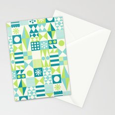 Tradewinds teal Stationery Cards
