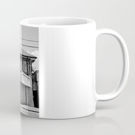Former Community World Theater Coffee Mug