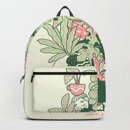 Plants Club (boy) Backpack
