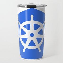 Kubernetes Travel Mug