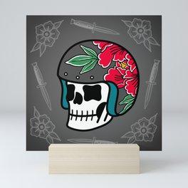 A Little Death Mini Art Print