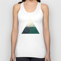 the mountains are calling Tank Tops featuring The Mountains are Calling by Tiffani Angelone