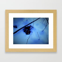 Spark of Life Framed Art Print