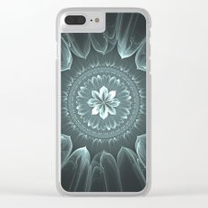 Blossom Within in Platinum Clear iPhone Case