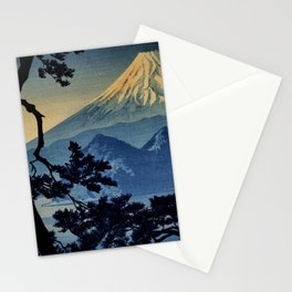 Seeing Far Within at Yonu Stationery Cards