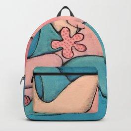 fish kiss 2 Backpack