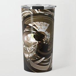 Golden Shell Travel Mug