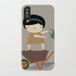 Assistant iPhone Case