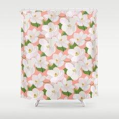 magnolia garden pink