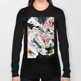 Someone dropped my painting Long Sleeve T-shirt