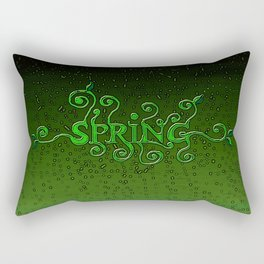 Spring every day Rectangular Pillow