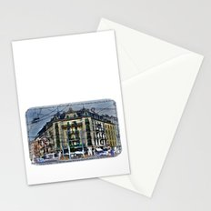 Geneva -  Switzerland Stationery Cards