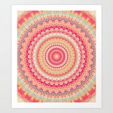 Mandala 281 Art Print