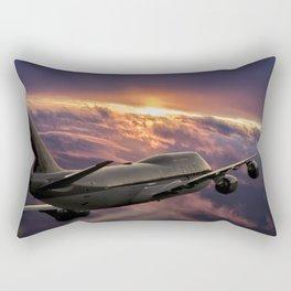 The Aircraft Rectangular Pillow