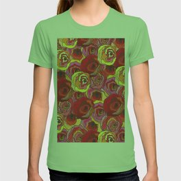 outcast of roses T-shirt