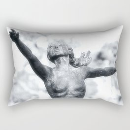 Parting Is Such Sweet Sorrow Rectangular Pillow