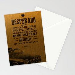 Desperado Stationery Cards