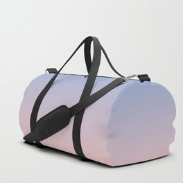 Ombre | Serenity and Rose Quartz | Pantone Colors of the Year 2016 Duffle Bag