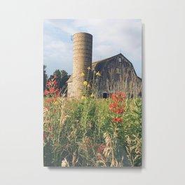 Barn Metal Print