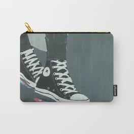 70's Vibe Carry-All Pouch