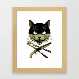 Furryosa — boltcutter edition Framed Art Print