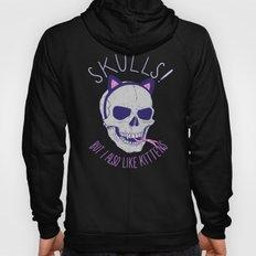 Skulls and Kittens Hoody