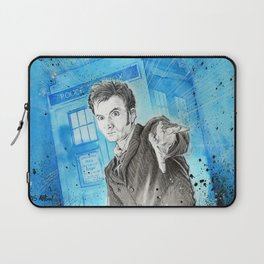Doctor Who: The 10th Doctor Laptop Sleeve