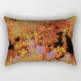 Palette of Autumn Colors Rectangular Pillow