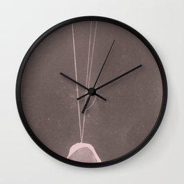in-flight Wall Clock