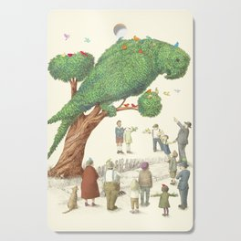 The Parrot Tree Cutting Board