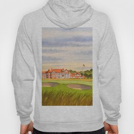 Royal Liverpool Golf Course 18th Hole Hoody