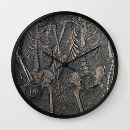 Dying In Love  Wall Clock