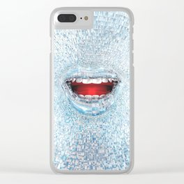 The Voice Clear iPhone Case