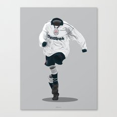 Bolton Wanderers 1995-97 Canvas Print