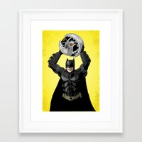 bombs away Framed Art Prints featuring Bombs Away by RAD Pencils