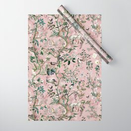 Wild Future pink Wrapping Paper