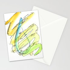 Flow Series #15 Stationery Cards