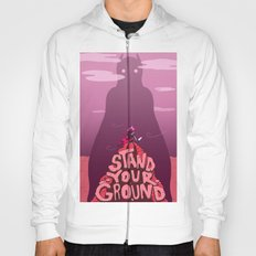 Stand Your Ground  Hoody